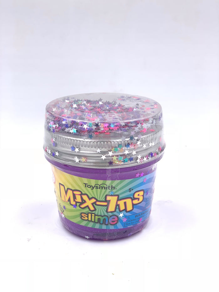 Mix-Ins Slime assorted colors