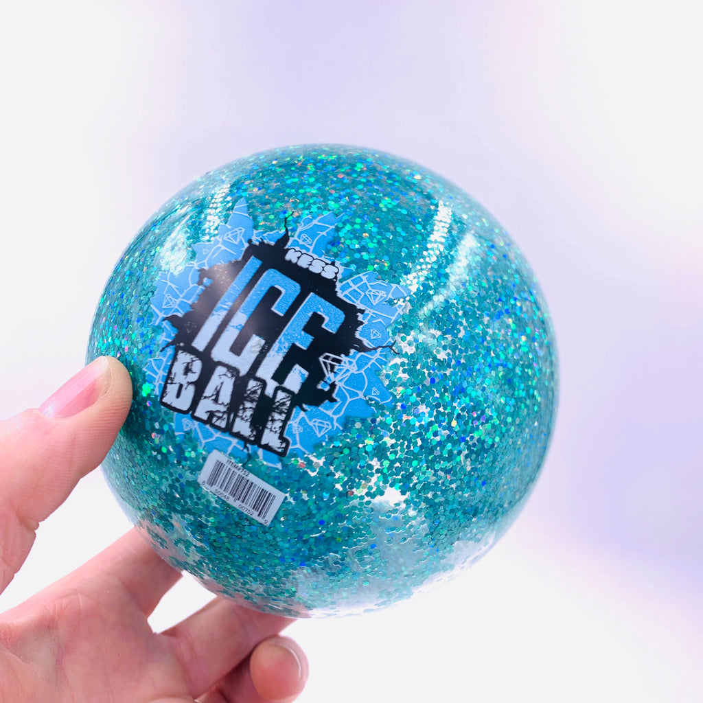Super Glitter Ice Ball by Kess misc Colors