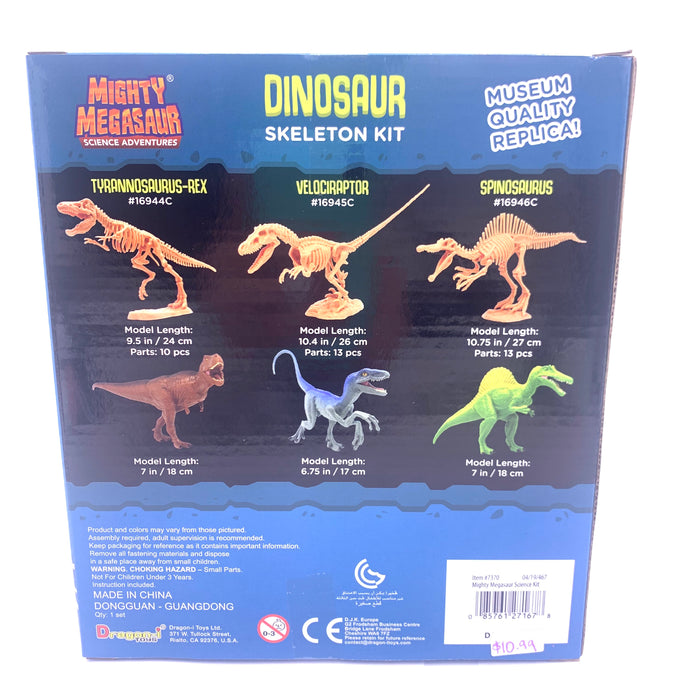 Mighty Megasaur Dinosaur Kit