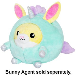 Undercover Mint Blue Unicorn Costume Disguise Squishable