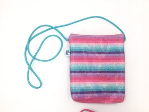 Candy Sparkle Cross Body Purse by Brooklyn Owl