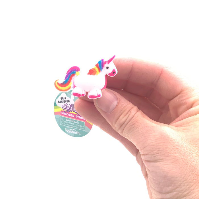 Unicorn Ring Toy misc styles
