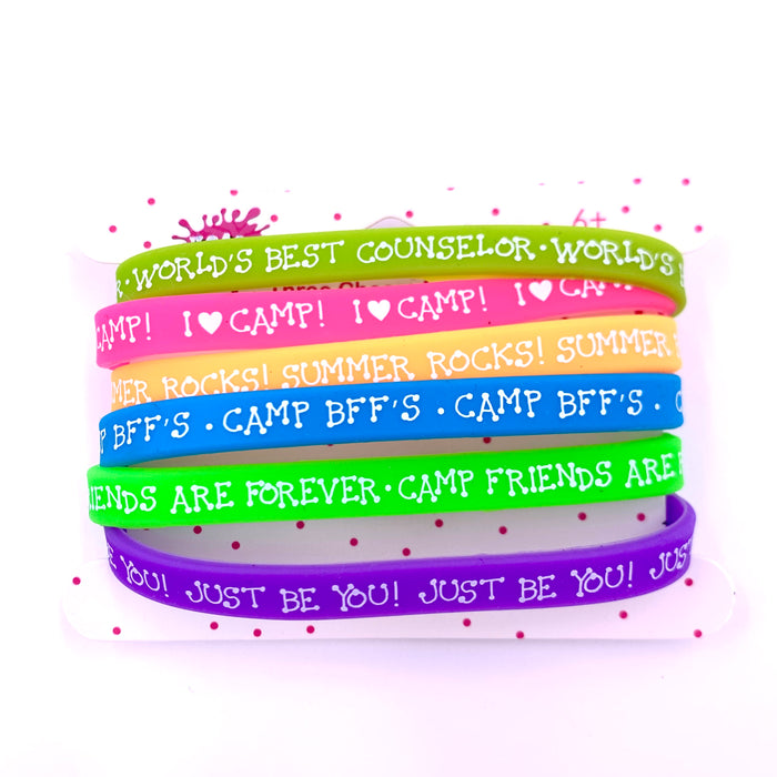Camp Friends Forever Bracelet Set by 3C4G