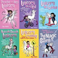 Phoebe and her Unicorn Book Series