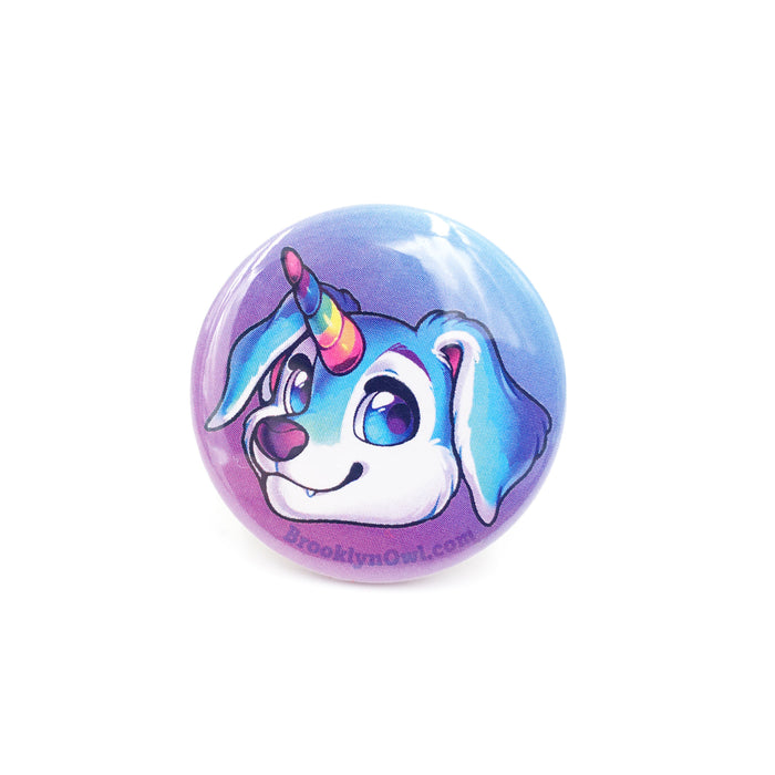 Unidog Button 1.5""