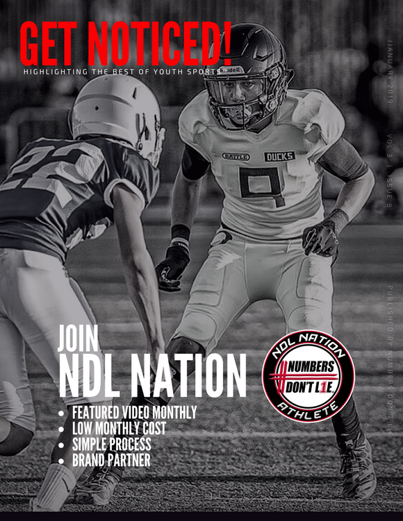 NDL Nation Athlete Program (Monthly Video Service)