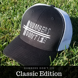 Classic Numbers Don't Lie 2-Tone Hat