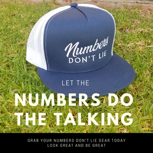 California Edition Numbers Don't Lie Hat