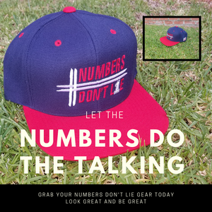 All-American Numbers Don't Lie Hat