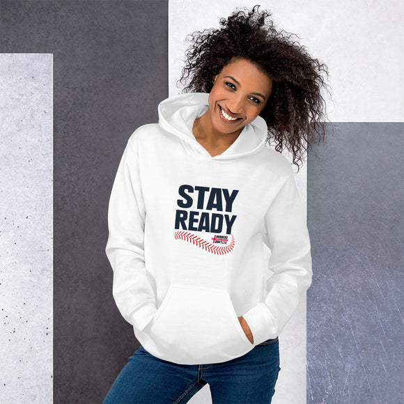Stay Ready NDL Adults Hoodie - FREE SHIPPING