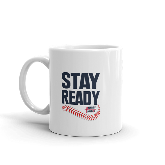 Stay Ready NDL Coffee Mug