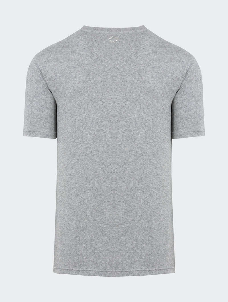 "T-Shirt Unfair Athletics ""Classic Label"" grey / black"