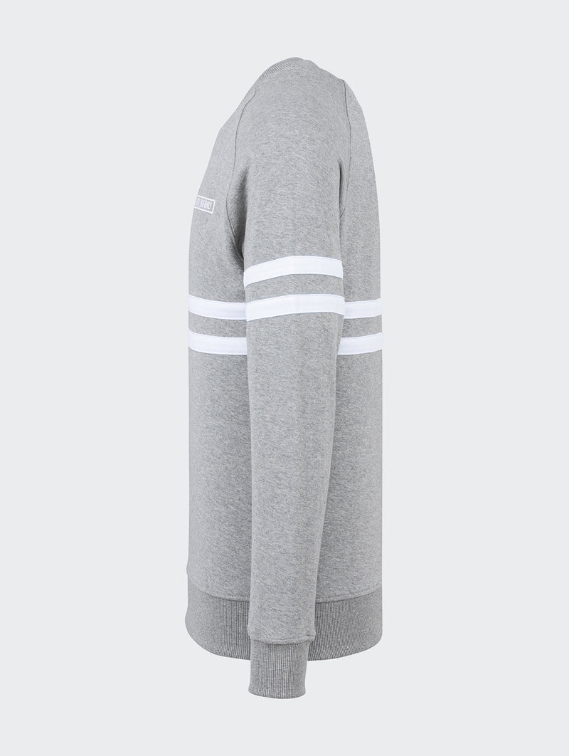 "Sweater Unfair Athletics ""DMWU Crewneck"" grey"