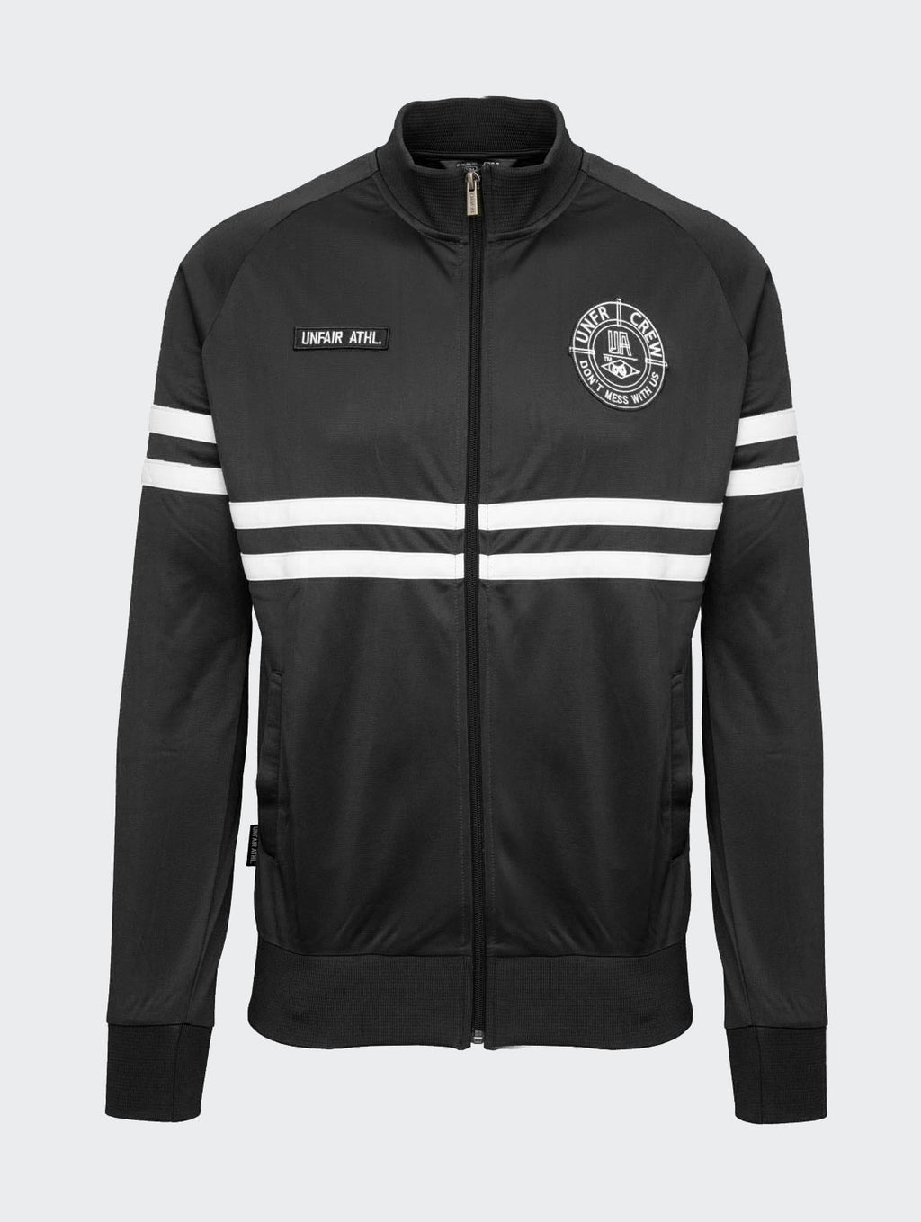 "Tracktop Unfair Athletics ""DMWU"" black"