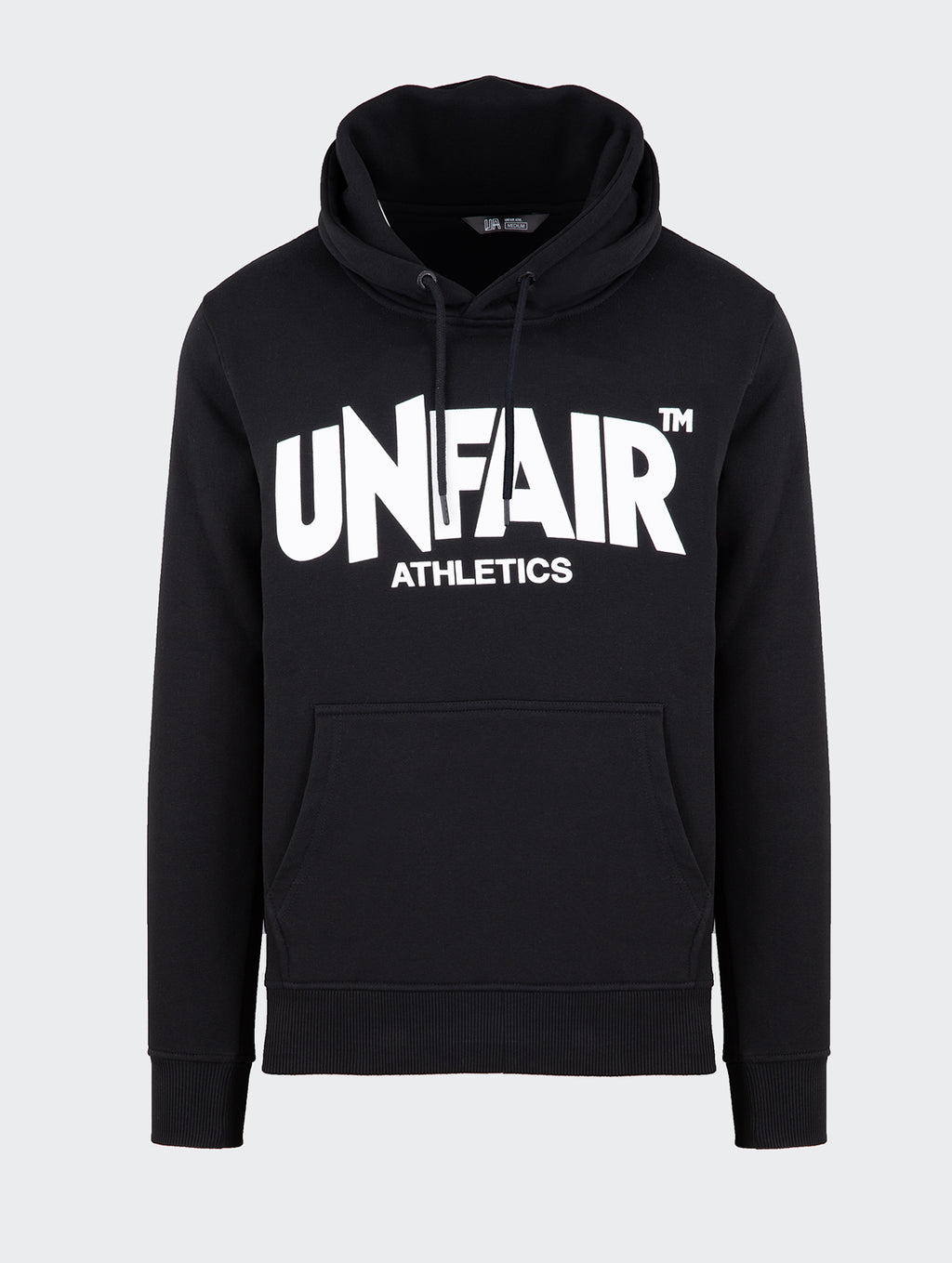 "Hoodie Unfair Athletics ""Classic Label"" black"