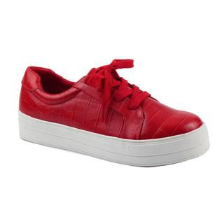 Rossi Red Sneakers