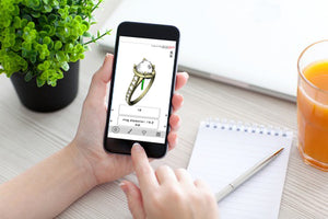 A new app to design and print 3D jewelry