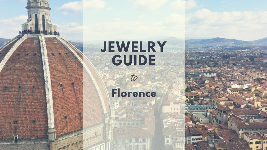 Jewelry in Florence || #TravelWithLB