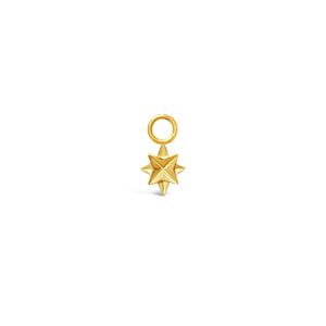 STAR gold charm ||  STAR charm en or