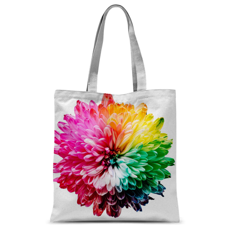 "alloverprint.it Accessories 15""x16.5"" Overall Print Tote Bag - Dahlia"