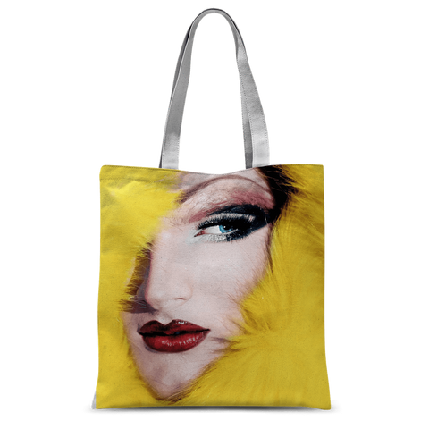 "alloverprint.it Accessories 15""x16.5"" Overall Print Tote Bag - Drag Queen"