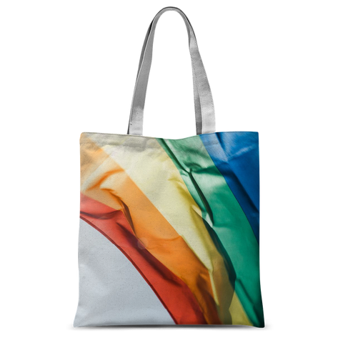"alloverprint.it Accessories 15""x16.5"" Overall Print Tote Bag - Flying Flag"