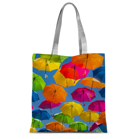 "alloverprint.it Accessories 15""x16.5"" Overall Print Tote Bag - Serious Shade"