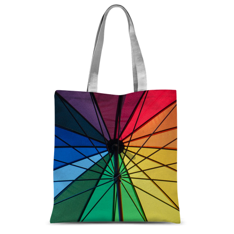"alloverprint.it Accessories 15""x16.5"" Overall Print Tote Bag - Shade"