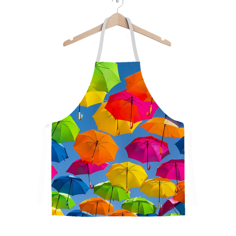 alloverprint.it Apparel One Size Overall Print Apron - Serious Shade