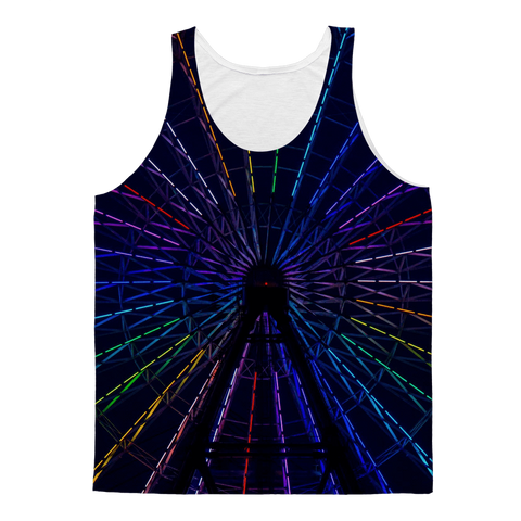 alloverprint.it Apparel XS Overall Print Tank Top - Ferris Wheel