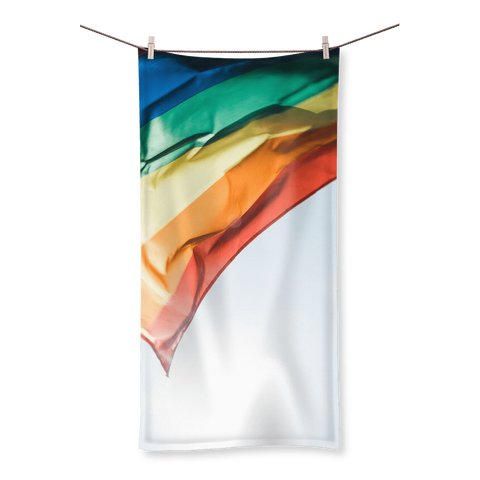 alloverprint.it Homeware (XL) Beach Overall Print Beach Towel - Flying Flag