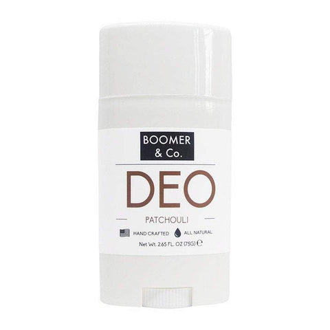 Boomer & Co. Beauty - Men's - Bath & Body Patchouli Deodorant