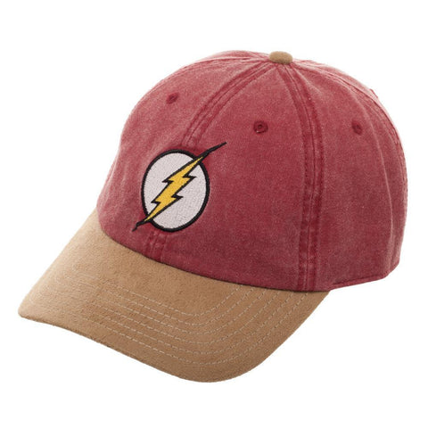 DC Comics Flash Cap Maletropolis