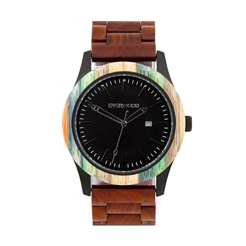 Everwood Watch Company Men - Accessories - Watches Default Title Everwood Inverness Watch - Limited Edition