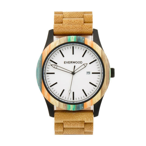 Everwood Watch Company Men - Accessories - Watches Everwood Inverness Watch - Limited Edition