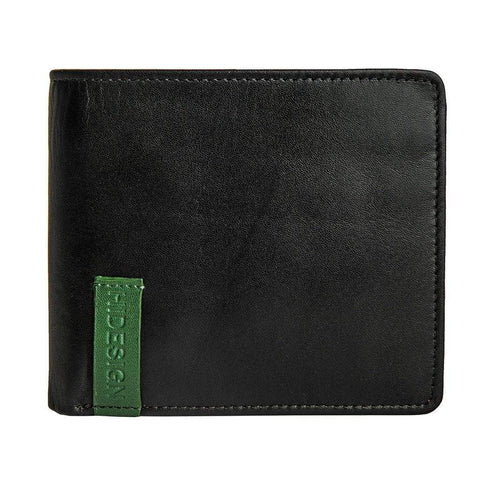 Slim Leather Bifold Wallet - Men - Accessories - Wallets & Small Goods - Maletropolis