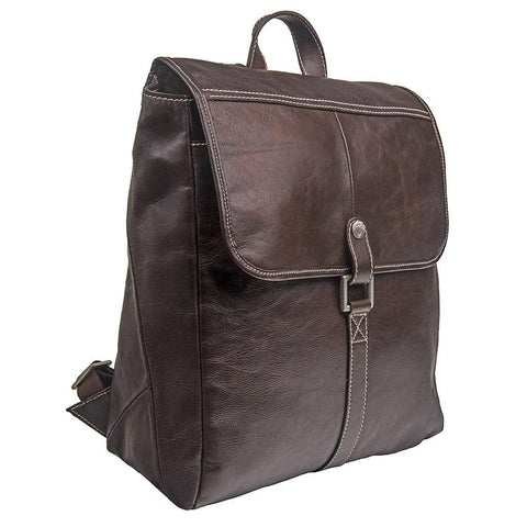 Hidesign Men - Bags - Backpacks Hidesign Hector Leather Backpack