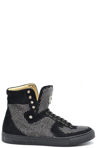 High-top sneakers - Shoes Philipp Plein High Top Sneakers