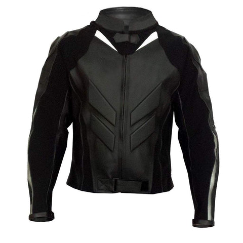 Leather Skin Men - Apparel - Outerwear - Jackets Leather Biker Jacket - Black