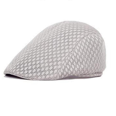 Men - Accessories - Hats Breathable Duckbill Cap - 9 Colors! Maletropolis