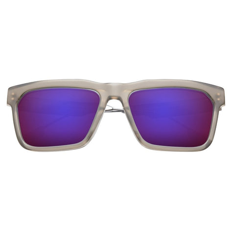 Men - Accessories - Sunglasses IVI Vision Deano Sunglasses - Matte Dust/Gunmetal