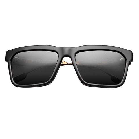 Men - Accessories - Sunglasses IVI Vision Deano Sunglasses - Polished Black/Copper