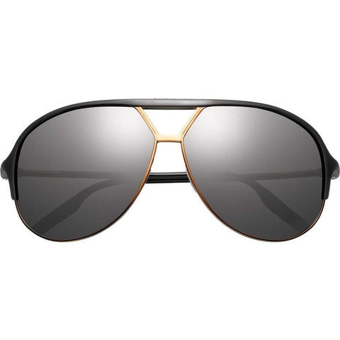 Men - Accessories - Sunglasses IVI Vision Division Sunglasses - Black/Copper