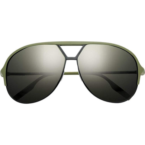 Men - Accessories - Sunglasses IVI Vision Division Sunglasses - Matte Olive