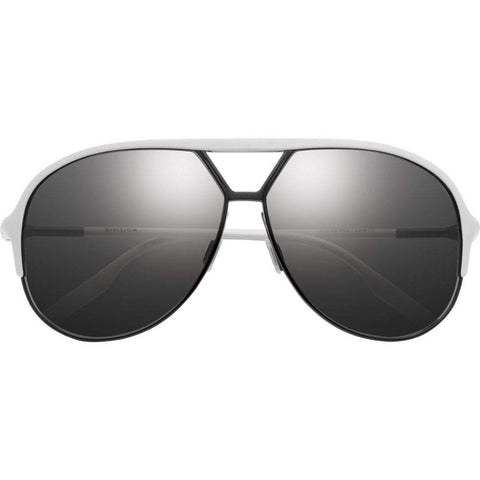 Men - Accessories - Sunglasses IVI Vision Division Sunglasses - Matte White/Black