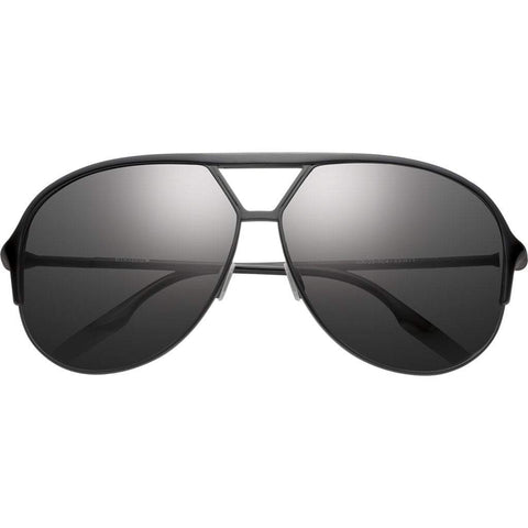 Men - Accessories - Sunglasses IVI Vision Division Sunglasses - Polished Black