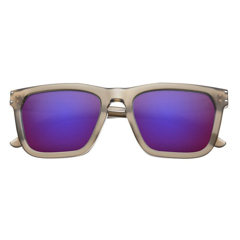 Men - Accessories - Sunglasses IVI Vision Gravitas Sunglasses -  Matte Dust/Gunmetal