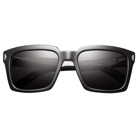 Men - Accessories - Sunglasses IVI Vision Lee Sunglasses - Polished Black