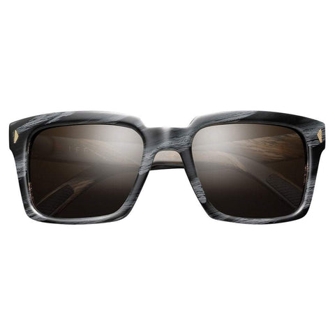 Men - Accessories - Sunglasses IVI Vision Lee Sunglasses - Polished Double Horn