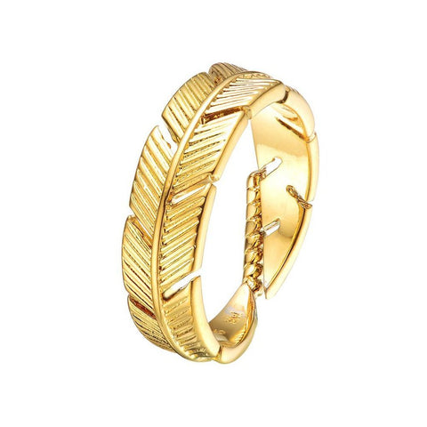 Mister SFC Men - Jewelry - Rings Feather Ring